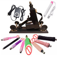 Cheap Luxury Automatic Sex Machine Gun for Men and Women Fucking Machine with Male Masturbation Cup and Dildo 8pcs Attachments and A Free Gift