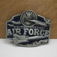 air force belts - BuckleHome US air force belt buckle weaponary belt buckle with pewter finish FP
