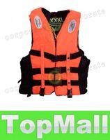 adult life vest xl - LAI New Life Jackets Fashion Life Vest Rafting S M L XL XXL XXXL Adults Children Life Vest