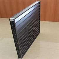 aluminum window shutters - Factory price exquisite aluminum glass window shutters from China supplier BYC160404