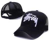 stussy - Mesh Stussy cap Playstation classic LOGO Baseball golf hat palace snapback hat