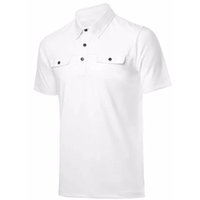 Wholesale 2016 new Outdoor Golf Wear men s golf short sleeve T shirt spring and summer breathable absorbent fashion golf POLO shirts