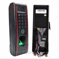 access communications - Biometric TF1700 IC card door access control and IP65 waterproof fingerprint access control communication RS485 TCP IP USB