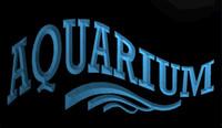 aquarium shops - LS1120 b OPEN Aquarium Shop Fish Display Neon Light signs jpg