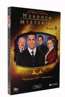 Wholesale 2016 Murdoch Mysteries The Complete Ninth Season Nine th Disc Set US Version Boxset New