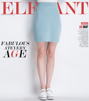age of empires - Ms han edition youth trend of qiu dong knitting fashion trends are yards short skirt candy color reduction of age