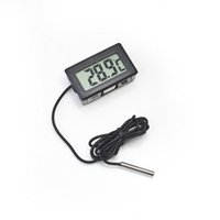 Wholesale Digital LCD Probe Fridge Freezer Thermometer Thermograph for Refrigerator Degree