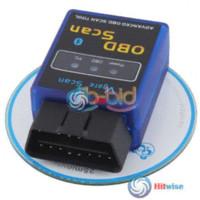 Wholesale Leoniemart WiFi Bluetooth USB V1 ELM327 OBD2 II Car Diagnostic Interface Scanner Cable ELM327 OBD Scan V1 hours dispatc