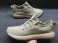 Wholesale Adidas Originals Yeezy Kanye Milan West Yeezy Pirate black Oxford Tan Turtle Dove Moonrock Sneakers With Original Box