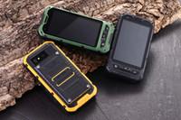 Wholesale Shakeproof Smart Phone Sonim Sagem A8 IP68 Waterproof Rugged Smart Phone MTK6572 Dual Core Android G phones Waterproof