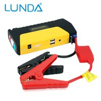 banks engines - LUNDA Super Car Jump Starter Vehicle AUTO Engine Booster Emergency Start Battery Portable Charger Power Bank for Electronics