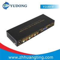 adapter singapore - HDMI Digital Audio Decoder HDMI to HDMI VGA SPDIF Surround Sound Converter Adapter Singapore Post