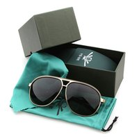 arming pilots - The Brand New High Quality Pilot Favorable Sunglasses Armed Polarizer Mens Hot Selling Sunglasses