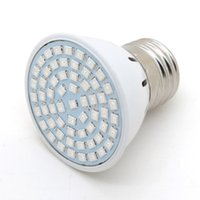 ac lighting systems - Full spectrum LED Grow light W SMD E27 lamp bulb for Flower plant Hydroponics system AC V Grow Box