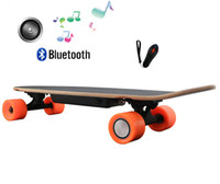 Wholesale Four wheels skateboard self balancing scooter bluetooth hoverboard Samsung battery electric scooter smart standing skateboard