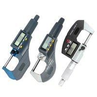 accurate measuring tools - Digital Micrometer Accurate Measuring Tools Micrometer Caliper Gauge MM Accuracy of inch mm Unit Conversion