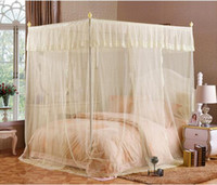 Wholesale Mosquito Net Bed Canopy Netting Mesh Curtain camping
