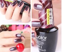 beauty gel products - wholesales ml Gelcolor Soak Off UV Gel Nail Polish Fangernail Beauty Care Product colors Choose For Nail Art Design Free shopping