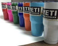 Wholesale Yeti New Mint Yeti Cooler Rambler Tumbler oz