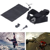 Wholesale High Quality Elastic Headband Mount Belt Strap Harness For GoPro Hero Camera Hot Promotion