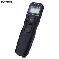 Wholesale Viltrox Remote Shutter Durable Wireless Digital Time Shutter Remote Release Multi function Wireless Controller for Canon BZ