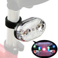 Wholesale Bicycle Tail Light Caution Light for Bike Night Ourdoor Ride LED with Lit Modes
