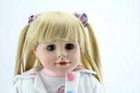 arrive alive - new arrived american girl inch baby doll cute Lifelike Baby Alive princess toys as Birthday Gift for kids