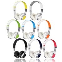 best surround headset - New Stylish Best Headphones Fold Stereo Surround mm Headband Headset Earbuds For Samsung For HTC Earphones With Microphone