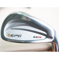 Wholesale New Golf head SUS316 Forged Golf Irons head set P Golf Clubs head no shaft