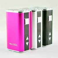 Wholesale Cheapest Eleaf iStick Mini Battery mAh W iStick Full Pack Kit mAh Battery fit all EGO E Cigarette For Aspire Atomizers
