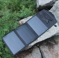 battery charger efficiency - 10 W Outdoor Waterproof Fold Sunpower Efficiency Solar Universal Charger External Battery PowerBank