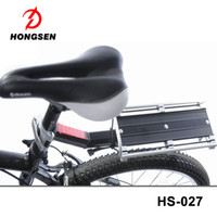 Wholesale New Cheap Mountain Bike Rear Rack Shelf Aluminum Alloy Material Adjustable Length Bike Carrier Rack