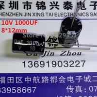 aluminum alum - Aluminum electrolytic capacitor uF mf V CAP ALUM