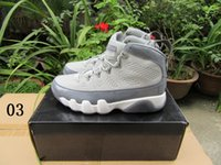 Cheap 2016 High Quality Retro 9 White Red Gym Men Basketball Shoes and cheap Sport Trainer Shoes for sale