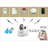 add sensor - 4G Mobile PTZ HD IP Camera with Cloud Server Record Max of Wireless Remote Controller PIR Door Smoke Sensor Added