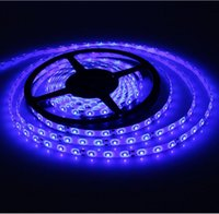 Wholesale XKTTSUEERCRR Waterproof LED SMD LED M Flexible Light Strip V A W LED M Blue