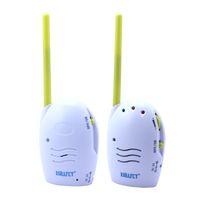 baby talkie - Radio Portable Electronic Audio Baby Monitor Digital Babysitter GHz Wireless Baby Nurse Radio Nanny Compact Walkie Talkies