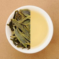 Wholesale NEW100g Chinese Organic Premium West Lake Long Jing Dragon Well Natural Green Tea