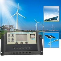 Wholesale Hot Selling PWM Solar Charge Controller A PV Voltage Battery Regurator VDC Charger