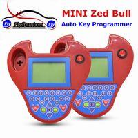 Mayor-Más nuevo coche inteligente programador de la llave mini toro de la zeta V508 Reproducción del transpondor de Zedbull Sin Indicadores necesarios envío rápido Anymore