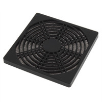 Wholesale 1pcs Dustproof mm Case Fan Dust Filter Guard Grill Protector Cover PC Computer Store