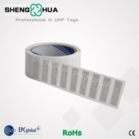 Wholesale Per Roll RFID Antenna Tags Stickers Passive UHF RFID Stickers Alien H3
