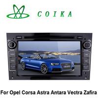 Unidad de DVD del coche Cabeza 5.1 Sistema Quad Core Android para Opel Corsa Vauxhall Vectra Zafira Antara Astra Meriva Vivaro GPS Navi BT 1024 * 600 de la pantalla