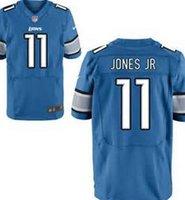 Wholesale Marvin Jones Jr lions elite JERSEY shirts size S small xl