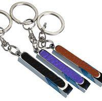 Wholesale Automotive Car Truck SUV Antistatic Metal Key Ring Holder Chain