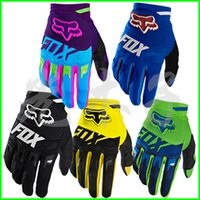 Wholesale 2016 Pro team Guantes ciclismo invierno winter thermal fleece cycling gloves sport mtb bicycle long finger gloves bike bicicleta full ginger