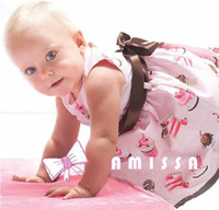 Wholesale Hot sale Retail and New KIDS Girl dress girl Garment Cotton summer beach sleeveless Dress Girls skirt