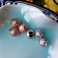Wholesale A bell in the produced exports to South Korea stone circle DIY beads scattered mosaic style shiny collocation