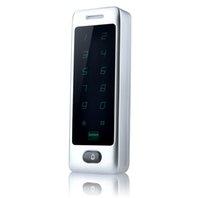 Главная квартира Система контроля доступа Сенсорная панель Поддержка RFID Пароль День открытых дверей 8000 Пользователи Водонепроницаемая F1204D