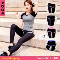 Wholesale New Top Fashionable Women Yoga Pants Colors Elastic Yoga Tights Women Sports Running Pants Yoga Leggings